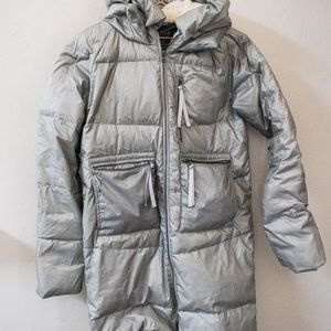 Carve Designs Long Puffer Jacket